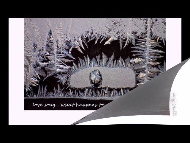 ICEdrawINGs, Haiku Drawing by Maya Lyubenova