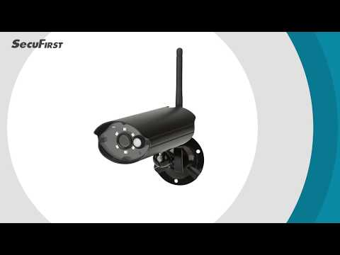 SecuFirst - Wireless security IP camera outdoor (CAM212)
