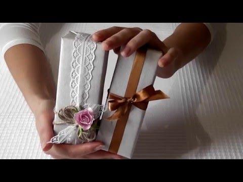 5 Главных Ошибок в Упаковке Подарков или Как Упаковать Подарок Правильно