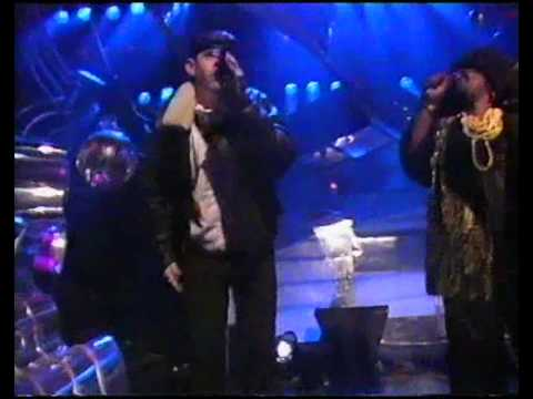 Nomad feat MC Mikee Freedom -  (I Wanna Give You) Devotion (TOTP)