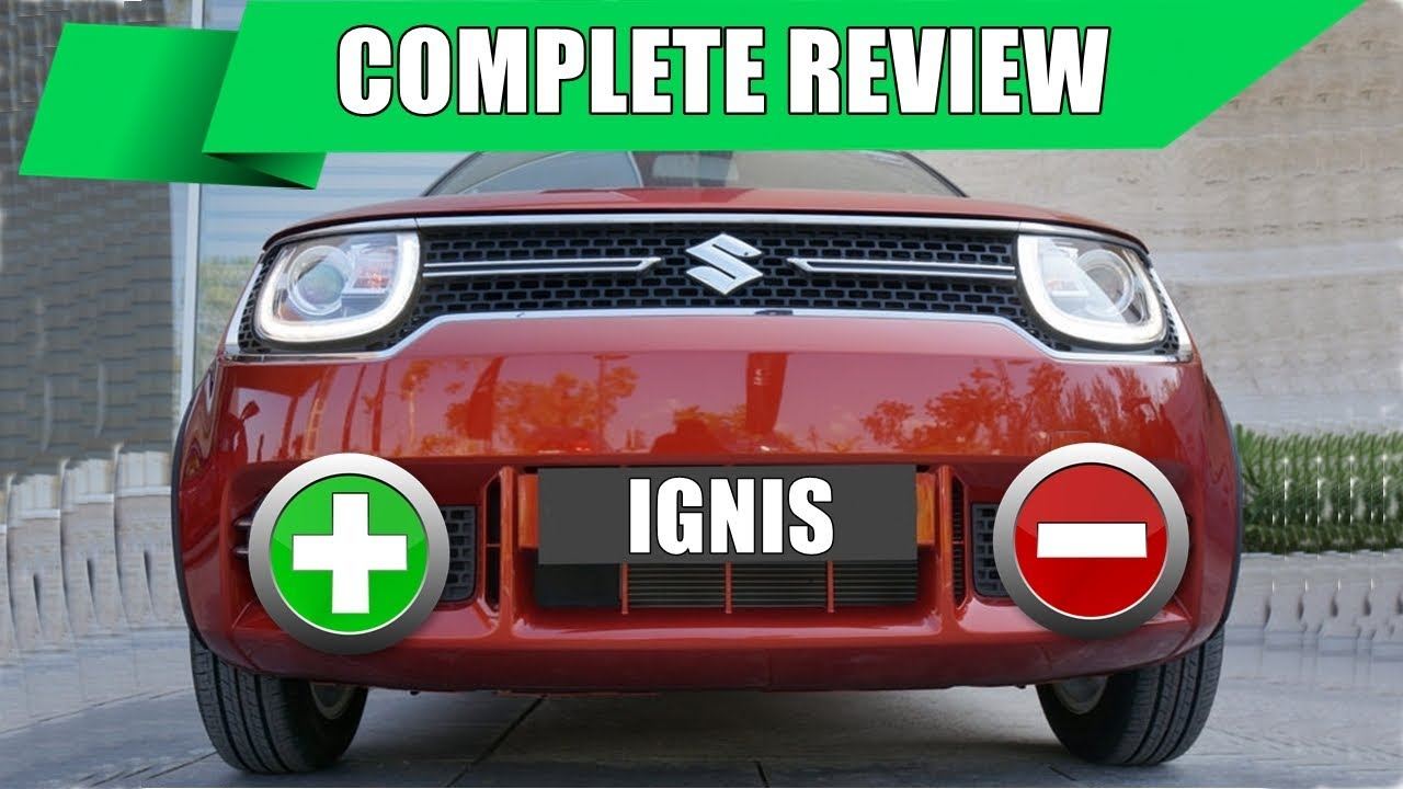 Maruti Ignis Alpha AMT Review in Hindi #Better than Hyundai