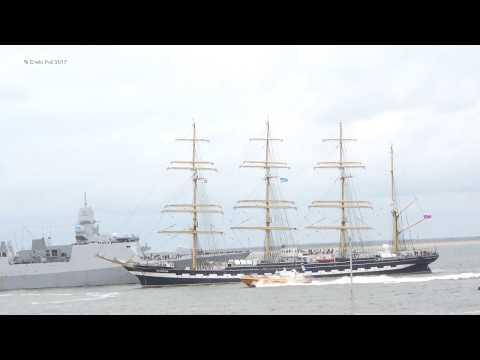 Sail Out Tall Ships Sail Den Helder 2017