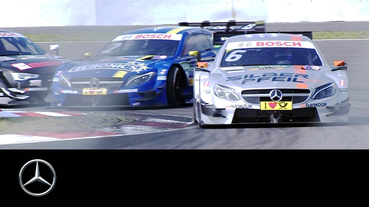 DTM 2016 - Nürburgring - Race 1 - Mercedes-Benz original - DTM 2016 - Nürburgring - Race 1 - Mercedes-Benz original