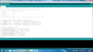 Hướng dẫn lập trình keypad với arduino bằng Protues