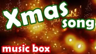 クリスマス最強定番ソングオルゴールメドレー【作業用BGM】Xmas song medley/Music Box