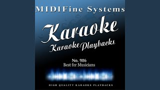 Heavy Metal (Takin' a Ride) (Originally Performed By Don Felder) (Karaoke Version)
