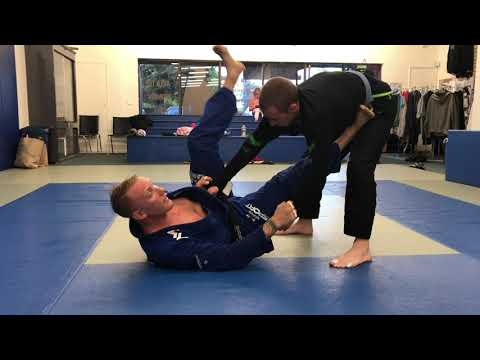 HOW TO PULL GUARD IN BJJ PROPERLY! (Lasso Guard)
