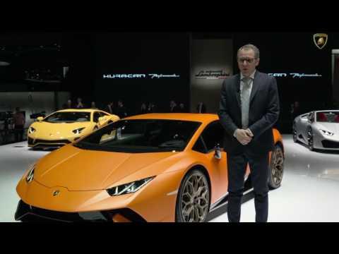 Stefano Domenicali, Chairman and Chief Executive Officer of Automobili Lamborghini | AutoMotoTV