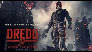 ЛУЧШИЕ СЦЕНЫ В SLOW MO Судья Дредд 3D (2012)