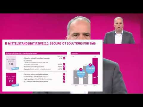 2. Dr. Dirk Wössner on Germany – Deutsche Telekom Capital Markets Day 2018
