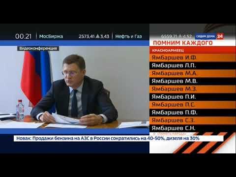Р24, Министр энергетики РФ Александр Новак провел совещание с депутатами Госдумы