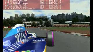 Formula 1 1995 - Grand Prix 3 - Round 02 -Argentina Grand Prix - SGP046