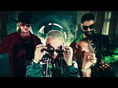 Major Lazer - Que Calor (feat. J Balvin & El Alfa) (Official Music Video)