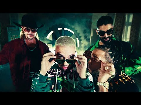 Major Lazer, J Balvin - Que Calor (Official Video) Ft. El Alfa
