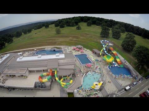VIDEO: AquaPark Arsenal cel mai mare aqua park din vestul tari