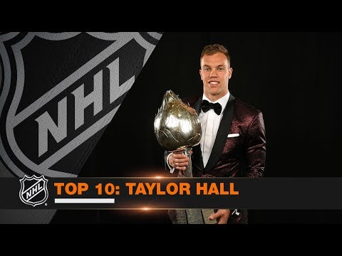 Top 10 Taylor Hall from 2017-18