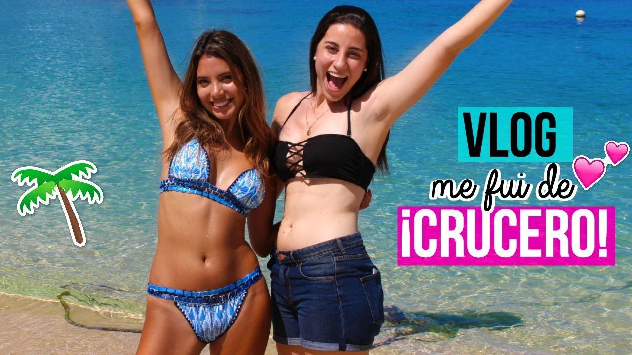 CRUCERO PARTE 2!   VALERIA BASURCO   ValeriaVlogs