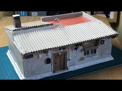 Casa en miniatura youtube - Casas miniaturas para construir ...