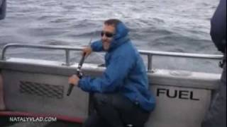 Рыбалка в Австралии, Океан катер волны, Рыба акула, Fishing in Australia(http://www.natalyvlad.com/ - Блог Наты и Тёмы Рыбалка по австралийски. Австралийская рыбалка в океане. Выезд в открытый..., 2011-12-05T22:45:18.000Z)