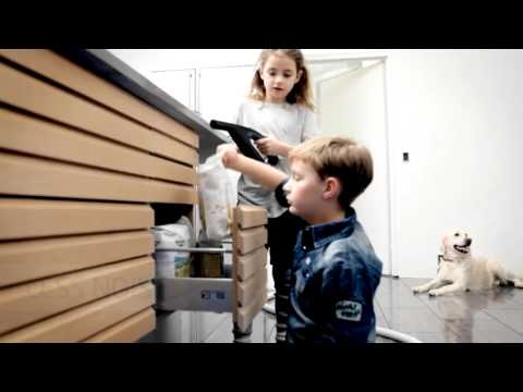 Nilfisk central vacuum cleaner