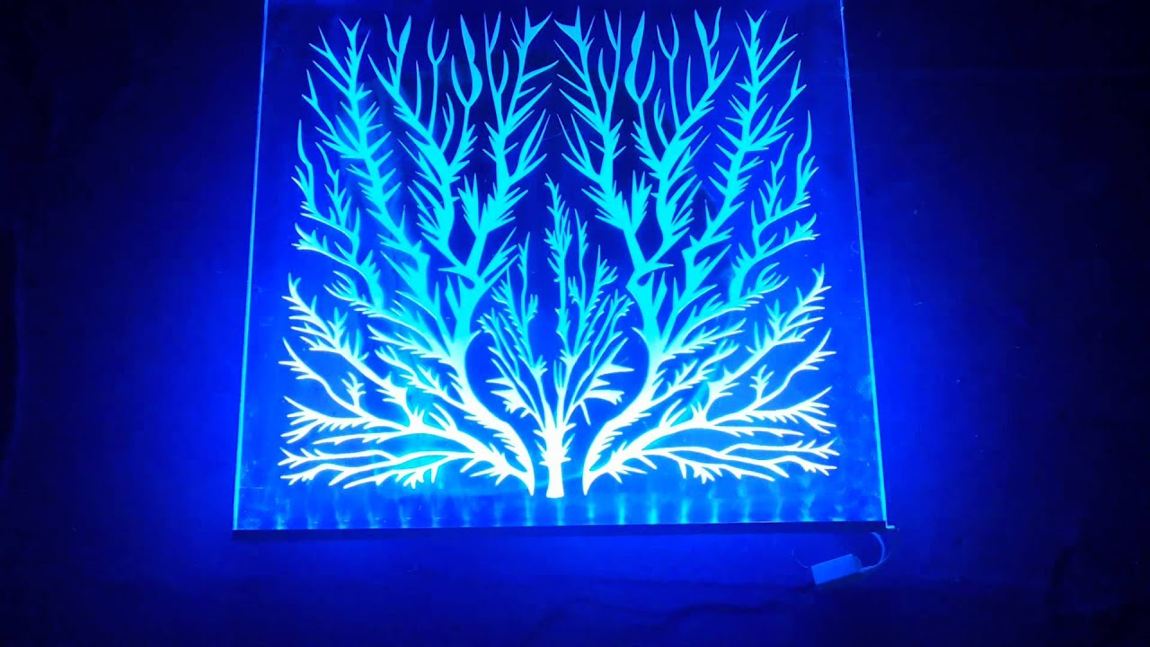 Etonnant Wall Art Panel By Clara Acrylic Furniture Pvt. Ltd. Www.claraacrylic.com    YouTube