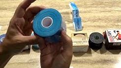 Best Kinesio tape! Kinesio tape test, 7 brands!