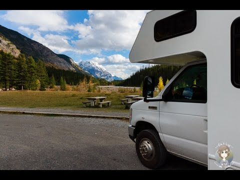 Motorhome trip 2015 - United States & Canada