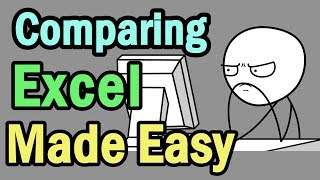 Compare excel spreadsheets... in 2019 - JuxtAPPose FREE