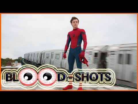 Spider-Man: Homecoming Review - Blood-Shots - Ep. 41