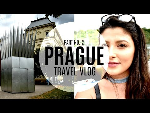 PRAGUE TRAVEL VLOG PART 2 (VISITING DRESDEN, GERMANY, PRIMARK HAUL)