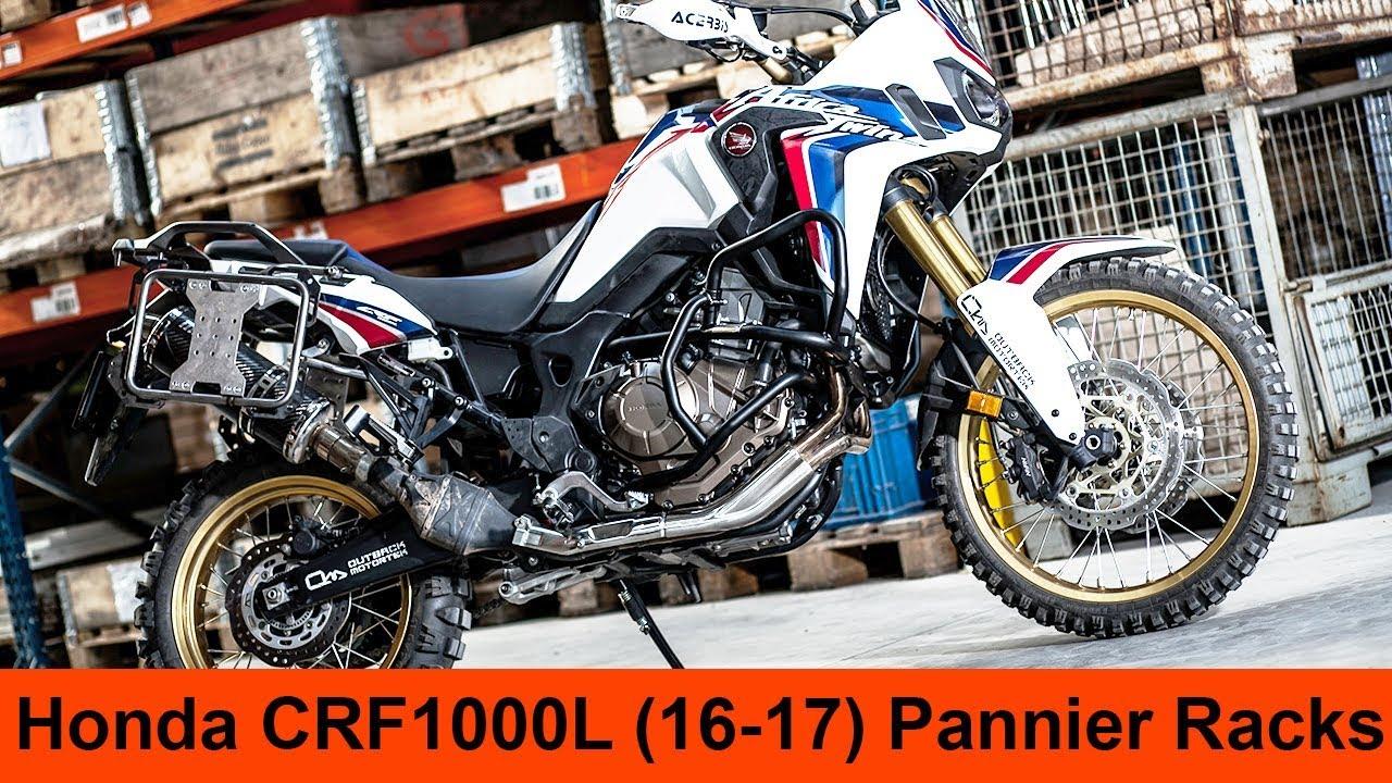 Pannier Racks for Honda Africa Twin CRF1000L 2018-2019