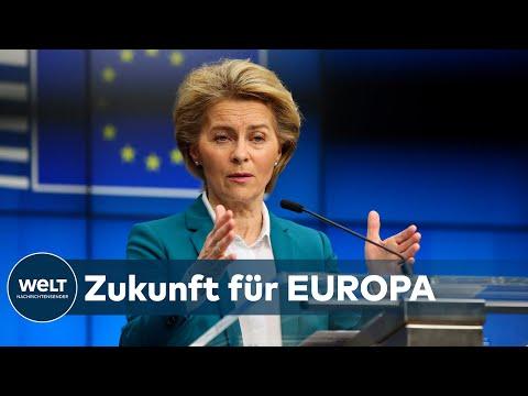 EU IM CORONAVIRUS-MODUS: Von der Leyen schlägt Einreise-Stopp wegen Covid-19 vor