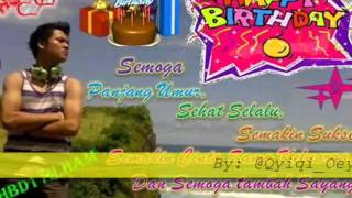 Happy Birthday 17th @ilhamfauzie (Video Project @MORGANOUS_IND)