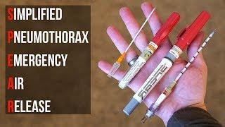 SPEAR - Simplified Pneumothorax Emergency Air Release