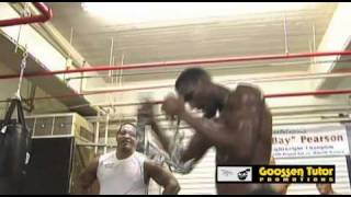 "Paul Williams ""inside Training Camp"" Part 3"