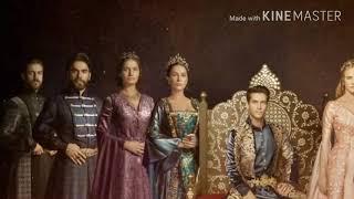 Империя Кесем#1 сезон# турецкие сериалы#история любви#