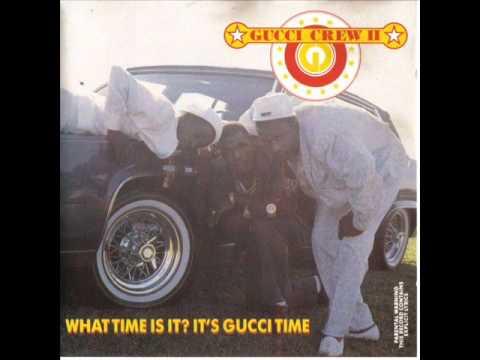 Gucci Crew II - Show Bizz (R.I.P MC V)