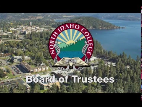 North Idaho College - Board of Trustees Meeting April 2016