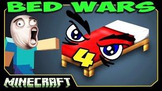 ч.04 Bed Wars Minecraft - Уничтожитель Команд)))