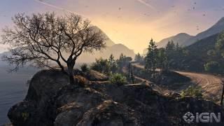 Grand Theft Auto V for PC Wallpaper