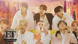 BTS Discuss 'Boy With Luv' Possible Success