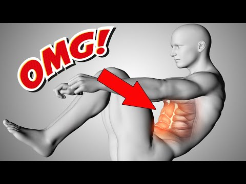 The #1 Best Physical Exercise For a Flat Stomach | How Plank Will Reduce Your Belly & Get In Shape