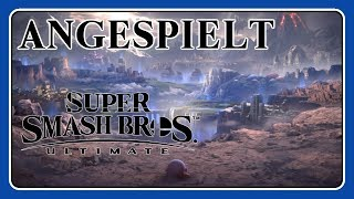 Super Smash Bros. Ultimate - 🥊 - Angespielt [Switch]