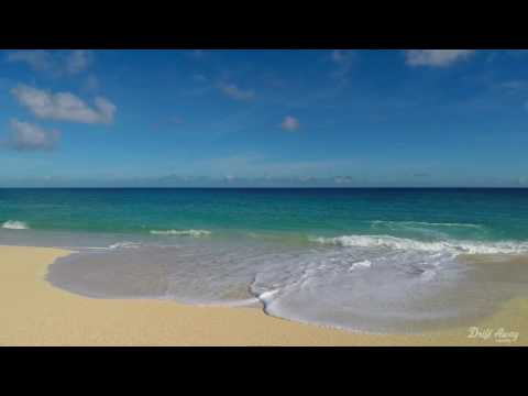1 Hour Calming Ocean Waves Screensaver HD Relaxing Nature Video 60fps
