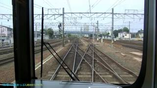 Kyoto to Maibara Japan Train Cab Video HD(Video taken from the drivers perspective on a commuter train from Kyoto to Maibara, Japan., 2014-06-09T10:44:11.000Z)