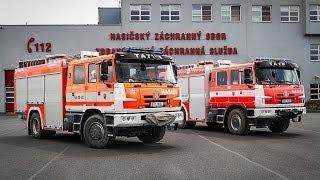 POŽÁRY.cz: Srovnáváme cisterny, postavili jsme vedle sebe Tatry 815 od THT a WISS Czech