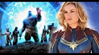 Captain Marvel Trailer: Powers & Everything you want to know!