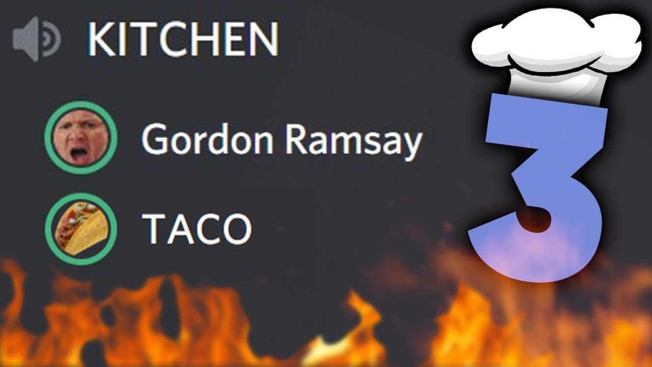 THE DISCORD COOKING COMPETITION FINALE