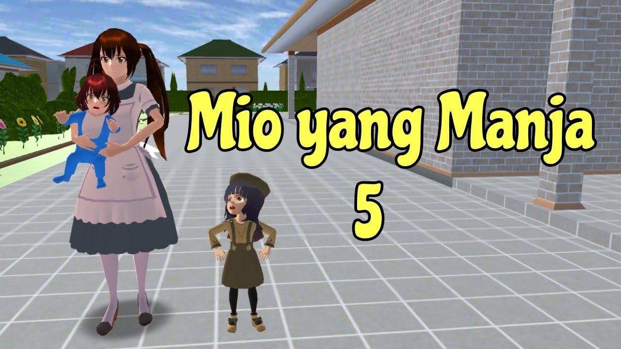 Download Mio yang Manja 5 | Drama Sakura School Simulator