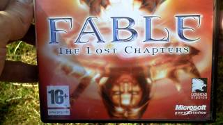 Fable The Lost Chapters Unboxing (PC) ENGLISH